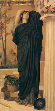 180px-1869_Frederic_Leighton_-_Electra_at_the_Tomb_of_Agamemnon