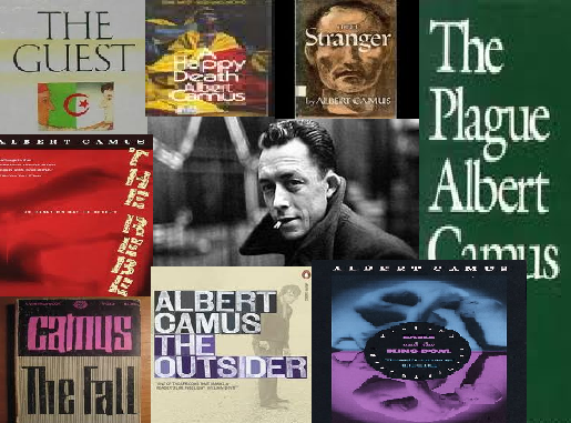 a literary analysis of peoples inability to act in literature by albert camus