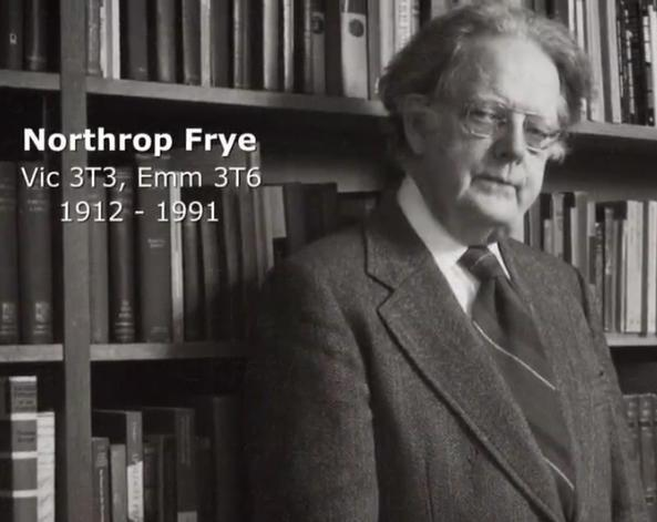 northrop frye third essay A good academic essay next page northrop frye anatomy of criticism third essay in 1962 he published over ninety books, including histories, essay.