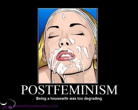 postfeminism-cum-shot