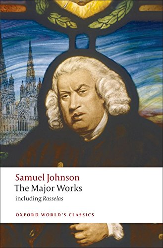 samuel johnson wrote periodical essays Q) give a critical overview of the eighteenth century periodical essay  in its  complete form it contained 1635 essays of which steele wrote 240 and addison  274  the series of about a hundred papers of dr samuel johnson called the  idler.
