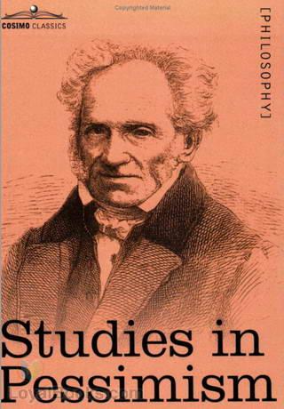 Studies-in-Pessimism